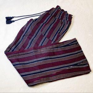 Roxy Striped Pants